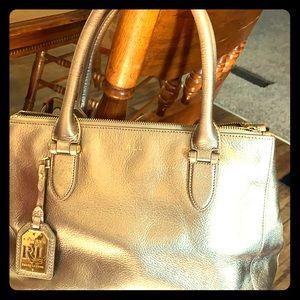 Handbag 👜gold